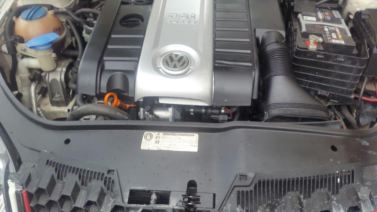 2012 VW Golf GTI auto