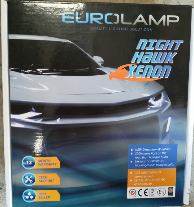 HYUNDAI / KIA EURO LAMPS