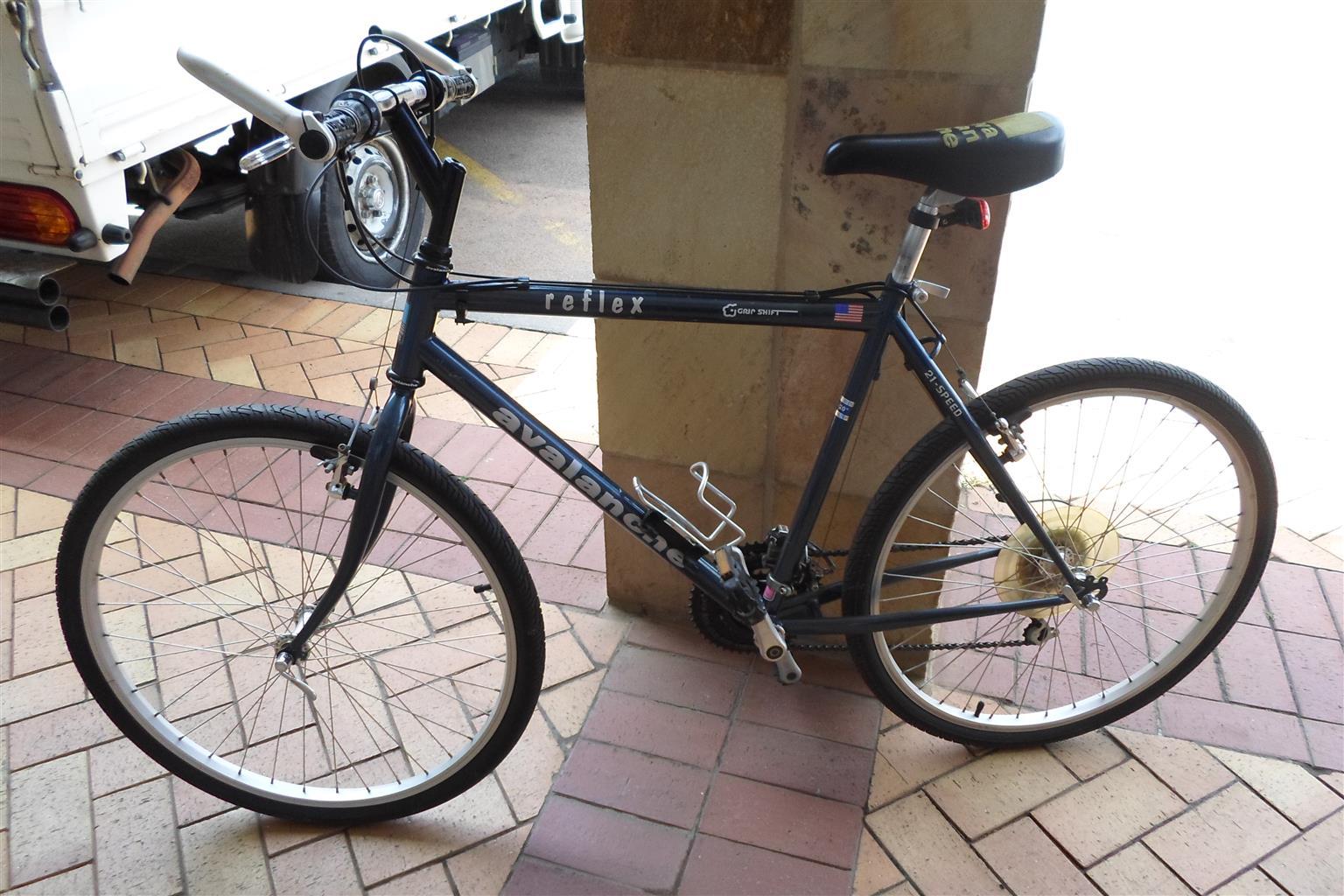 "26"" Avalanche Reflex Bicycle"