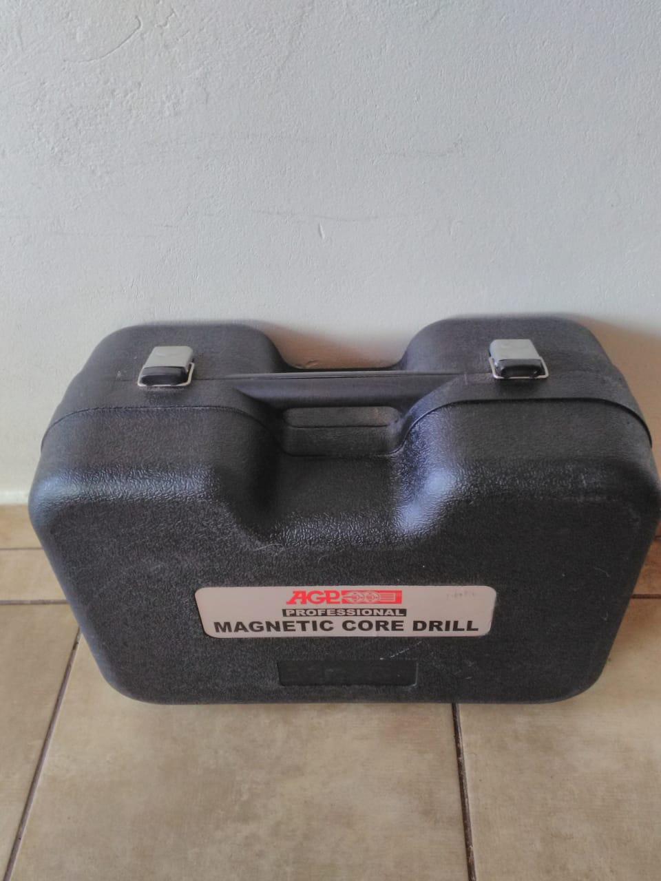 AGP Magnet Base Drill