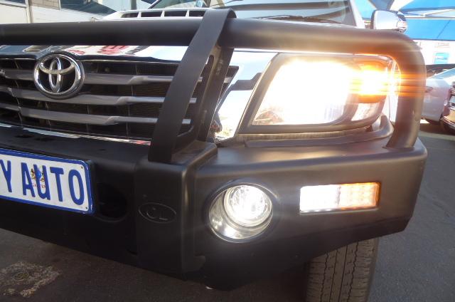 2012 Toyota Hilux 3.0D 4D double cab Raider Legend 40