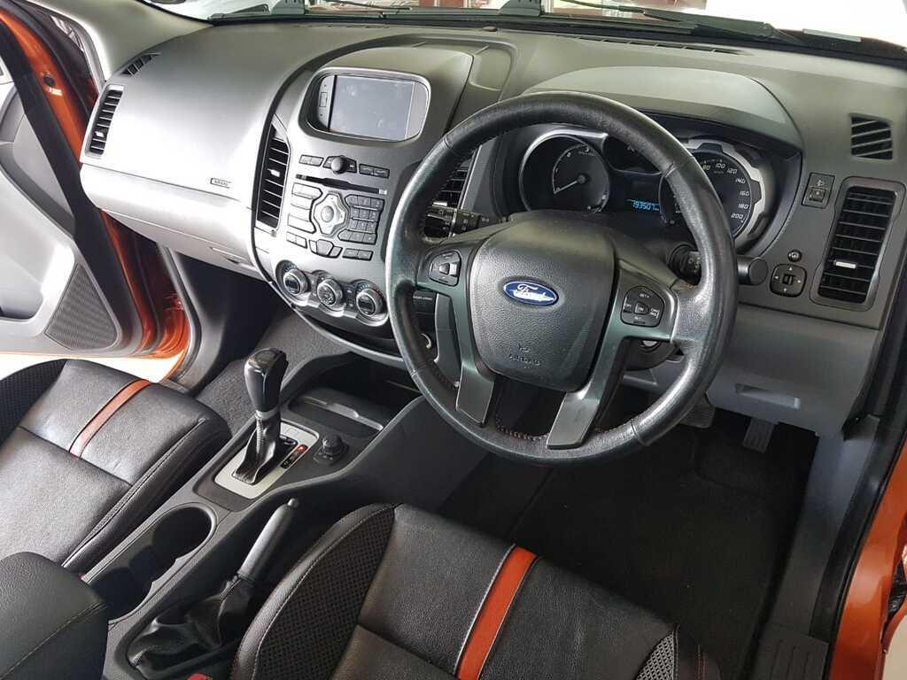 2015 Ford Ranger 3.2 double cab 4x4 Wildtrak auto