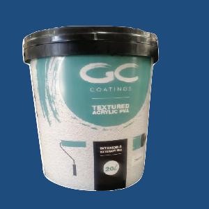 Paint : GC Textured 5L/ 20L
