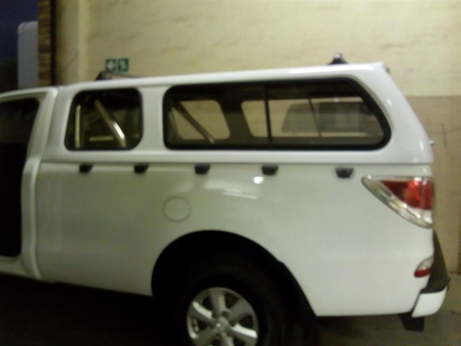 2012 Canopy single Cab