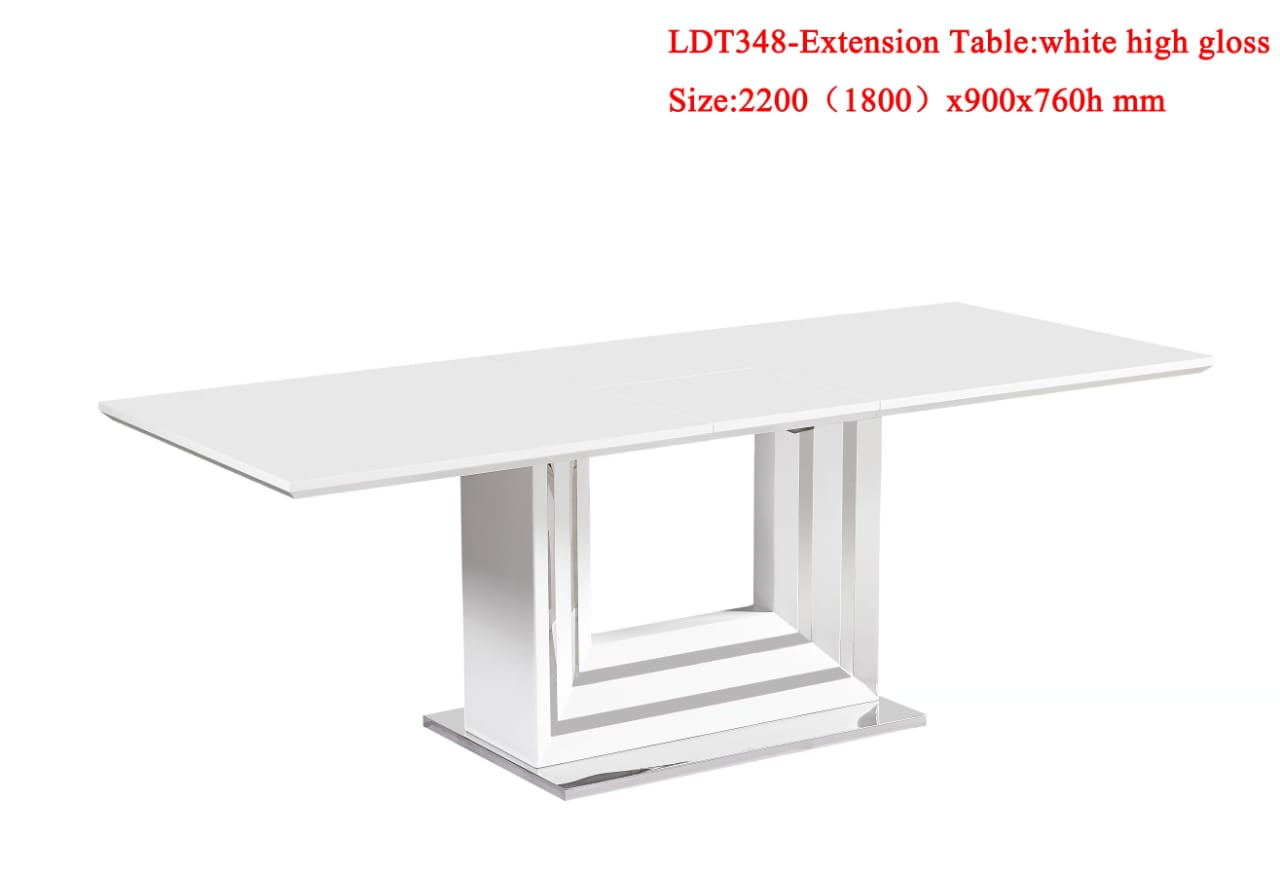Dining Table 2.2M Theo Extension BRAND NEW!