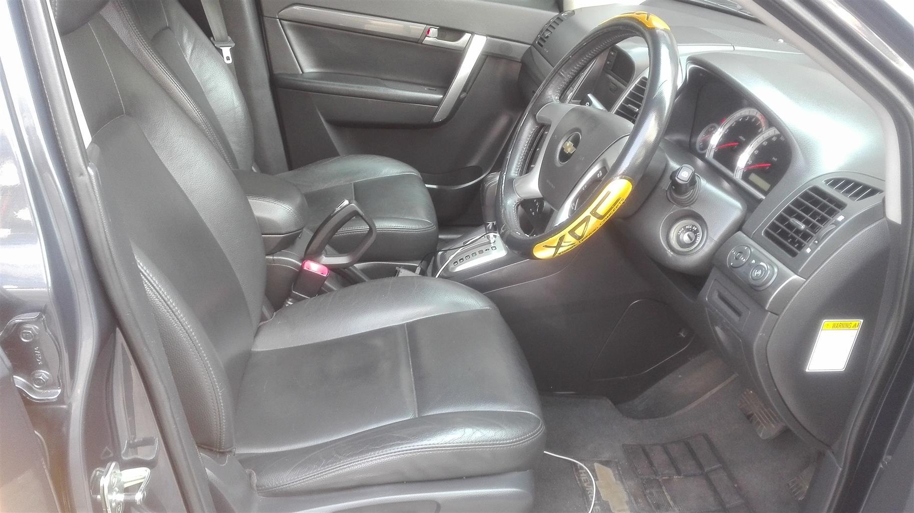 2017 Chevrolet Captiva 2.0D LTZ