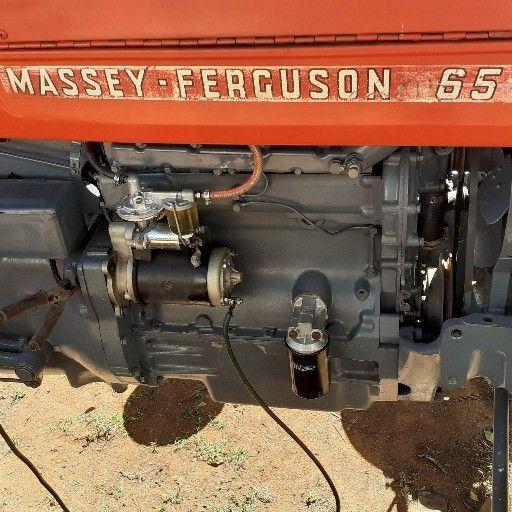 Masey furguson 65