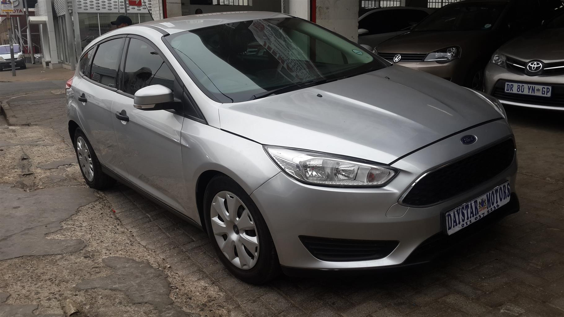 2016 Ford Focus hatch 1.0T Ambiente