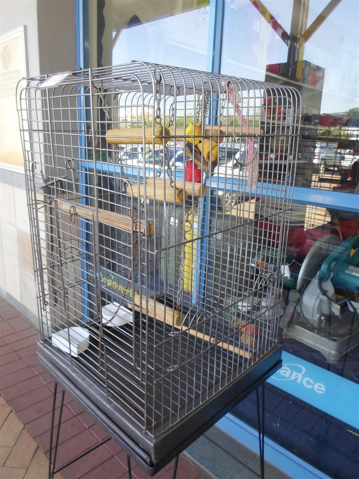 Large Bird Cage - B033052255-1