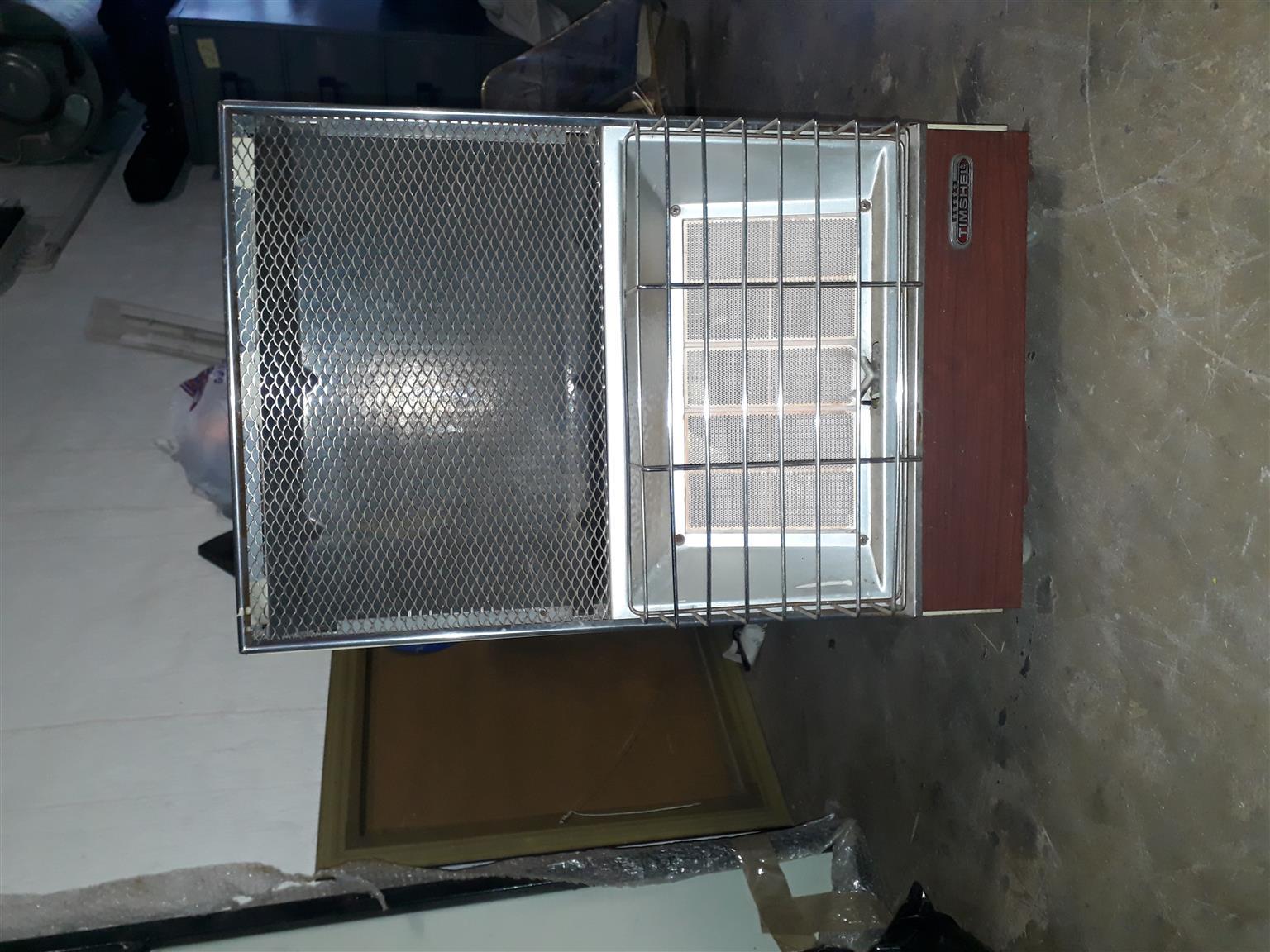 Gas heater deal!!