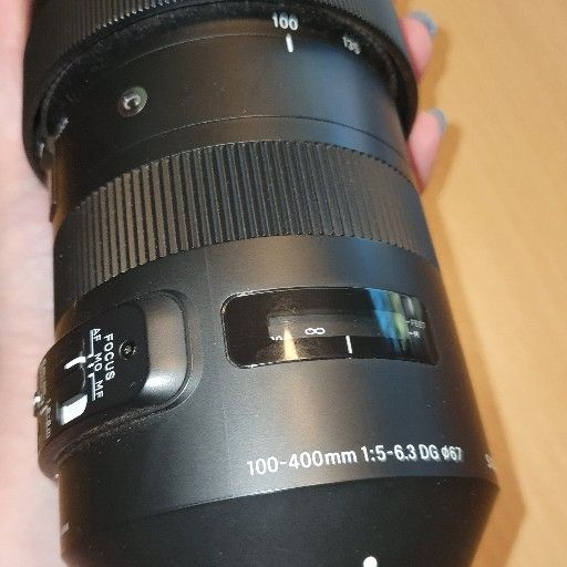 Sigma Lens for sale