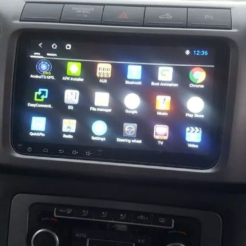 VW OEM Android radios for sale