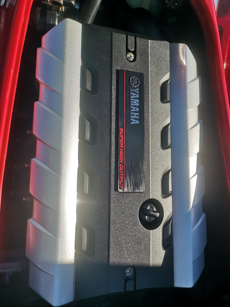 Yamaha FX1800 SHO Supercharged