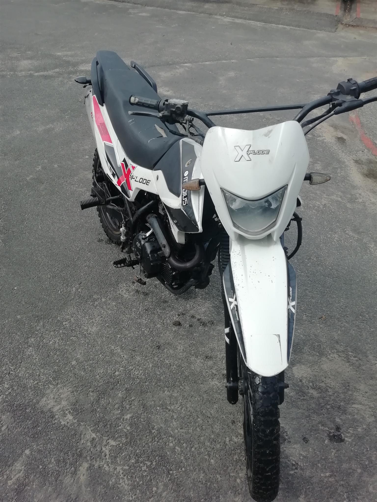 2011 Bashan 250cc