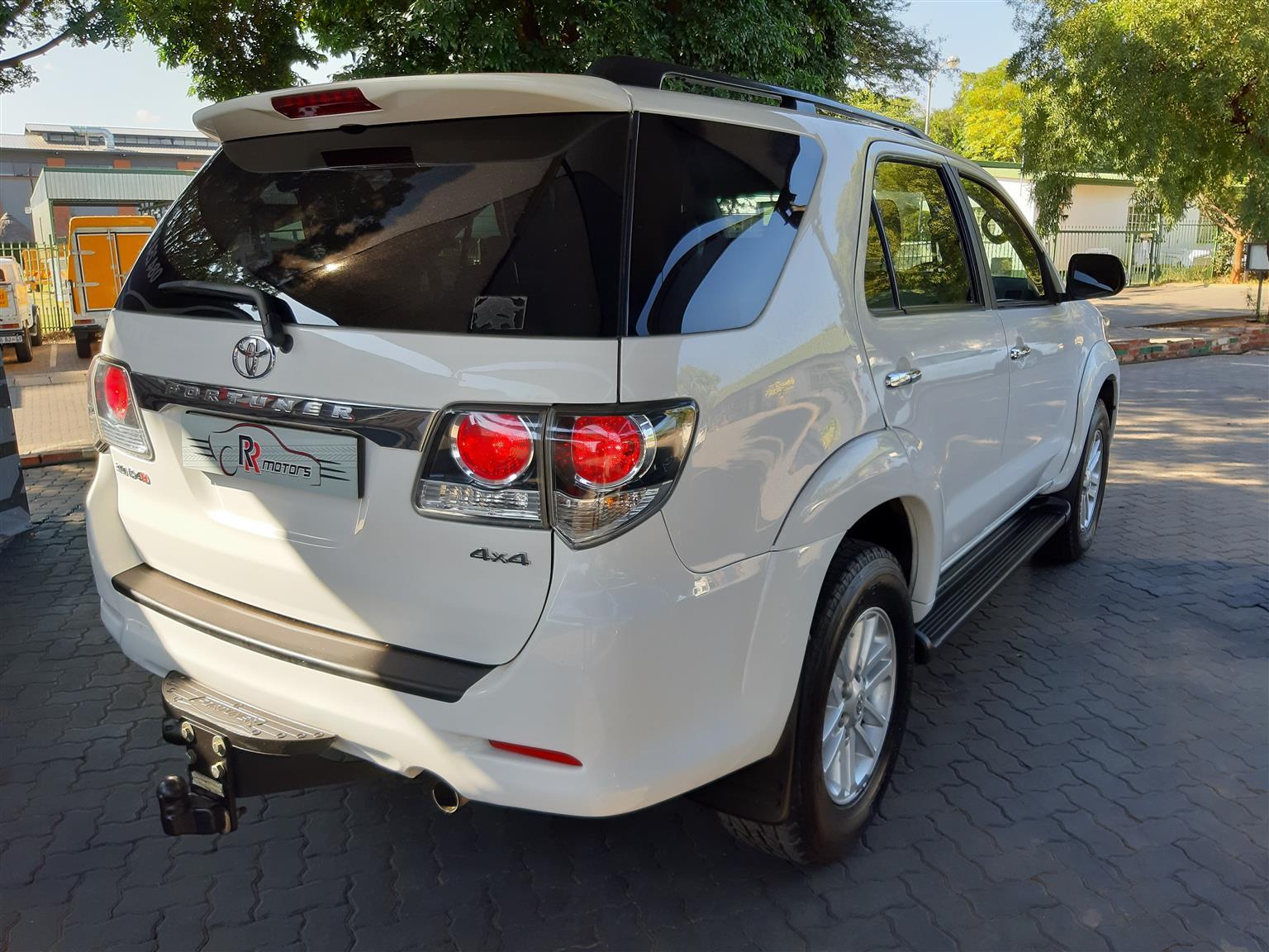 2015 Toyota Fortuner 3.0D 4D 4x4