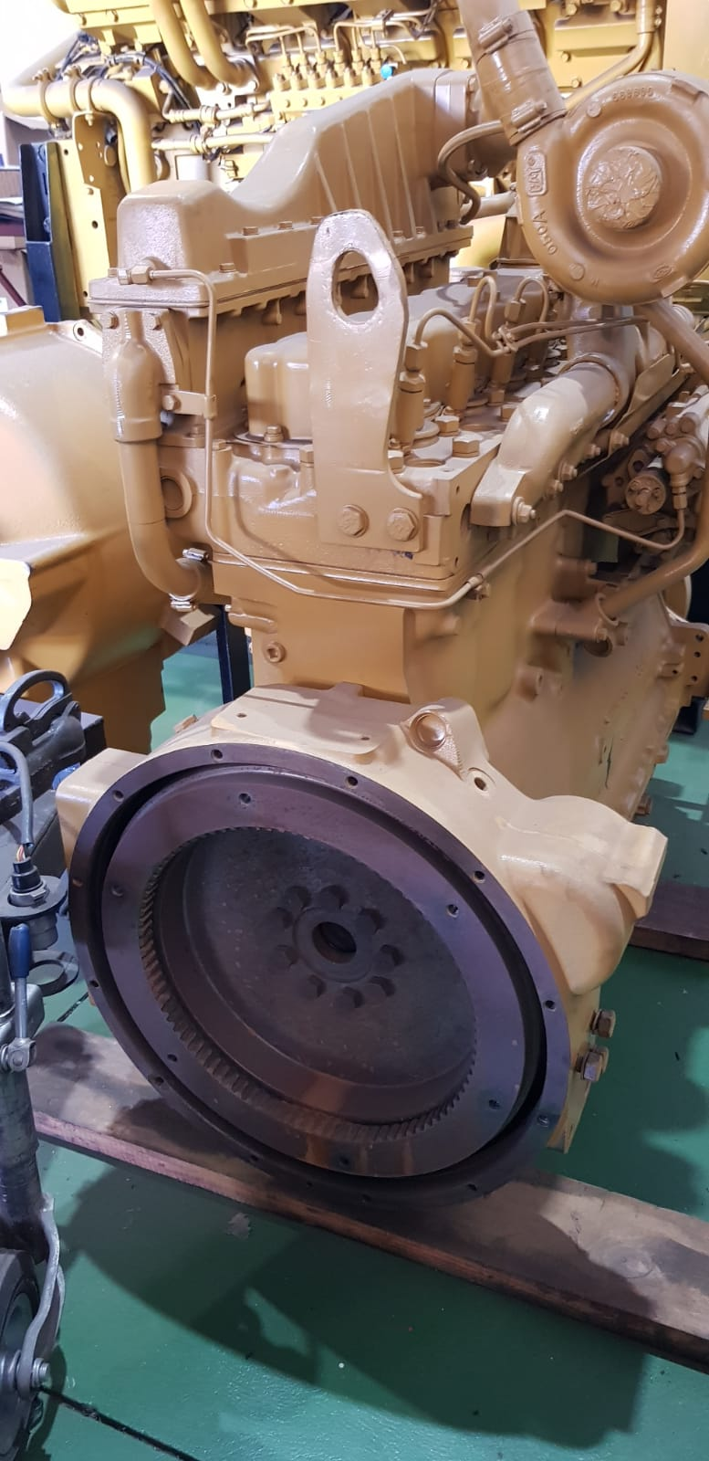 Caterpillar 3306 recon engine for sale!