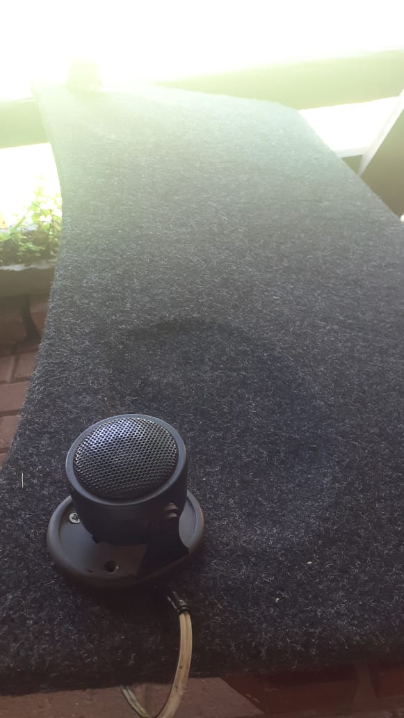 Car sound for sale, 6x9 back board R700, subwoofer and amplifier R 2000
