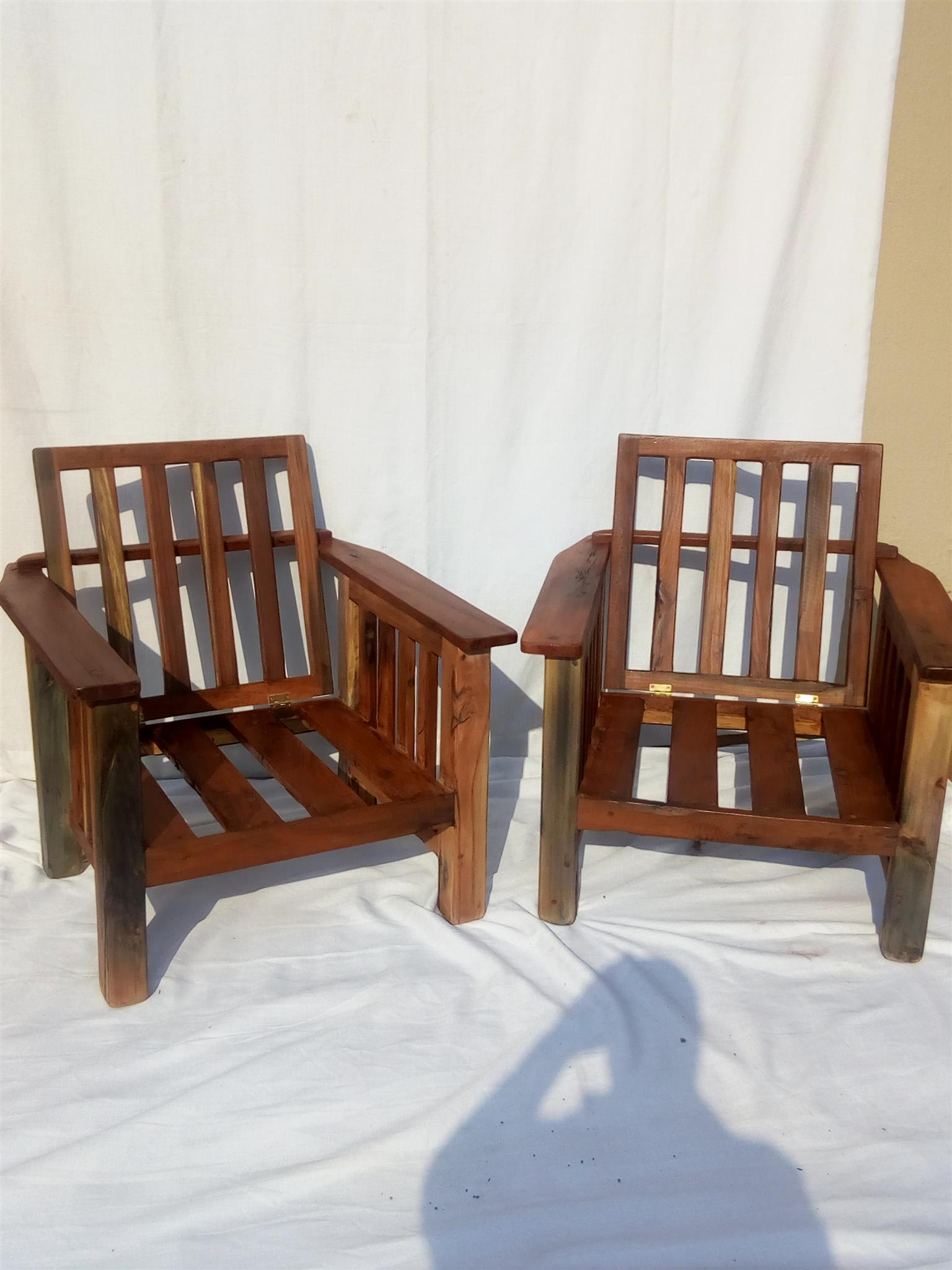 Morris Chairs Set