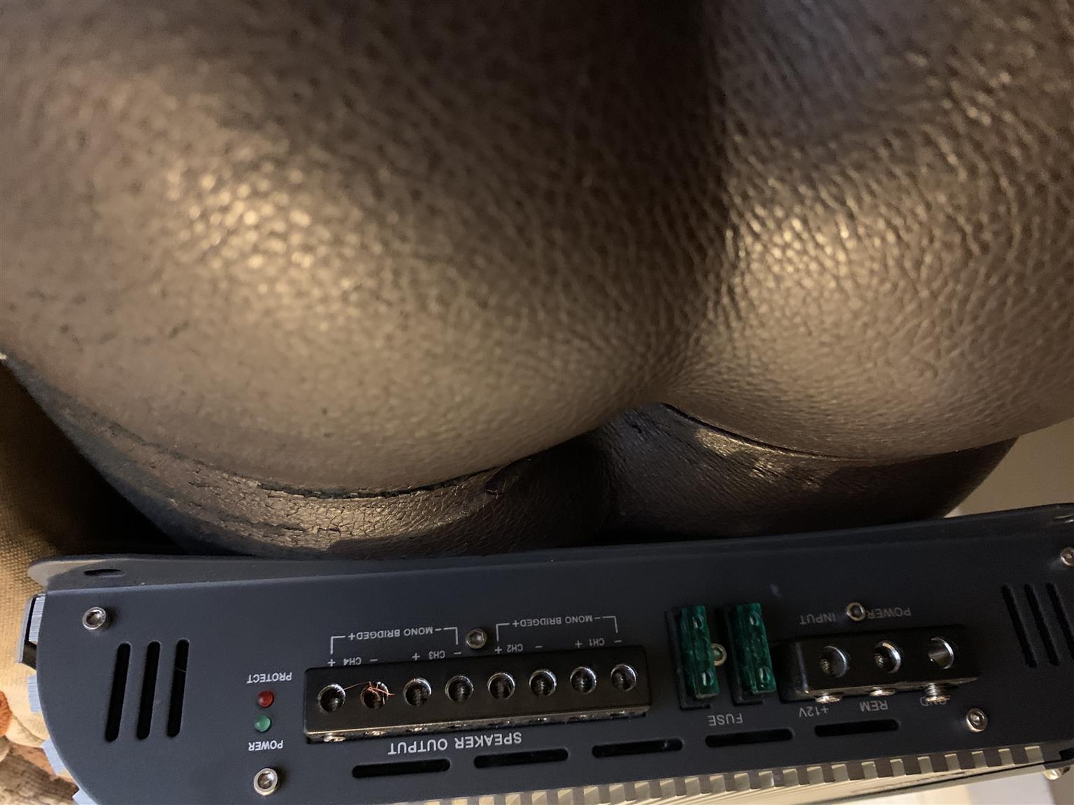6000watt 4ch powerbass amp