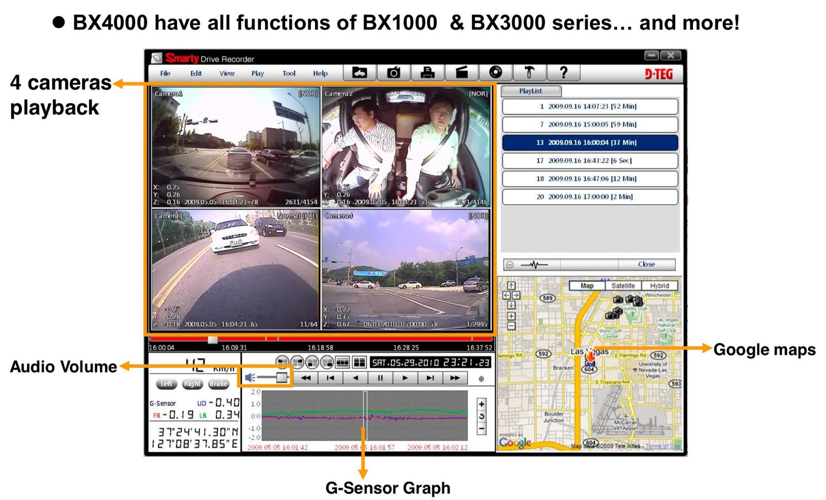 NEED A COMPREHENSIVE VEHICLE CAMERA SYSTEM?
