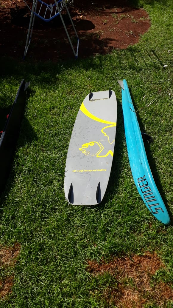 Water Skis Connelly R700 & Stinger R900 and Wake board R2200.