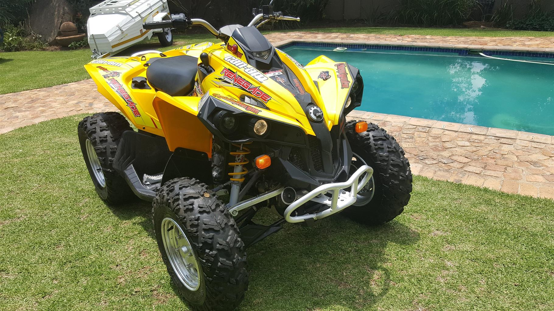 Can Am Renegade For Sale >> 2008 Can Am Renegade 800