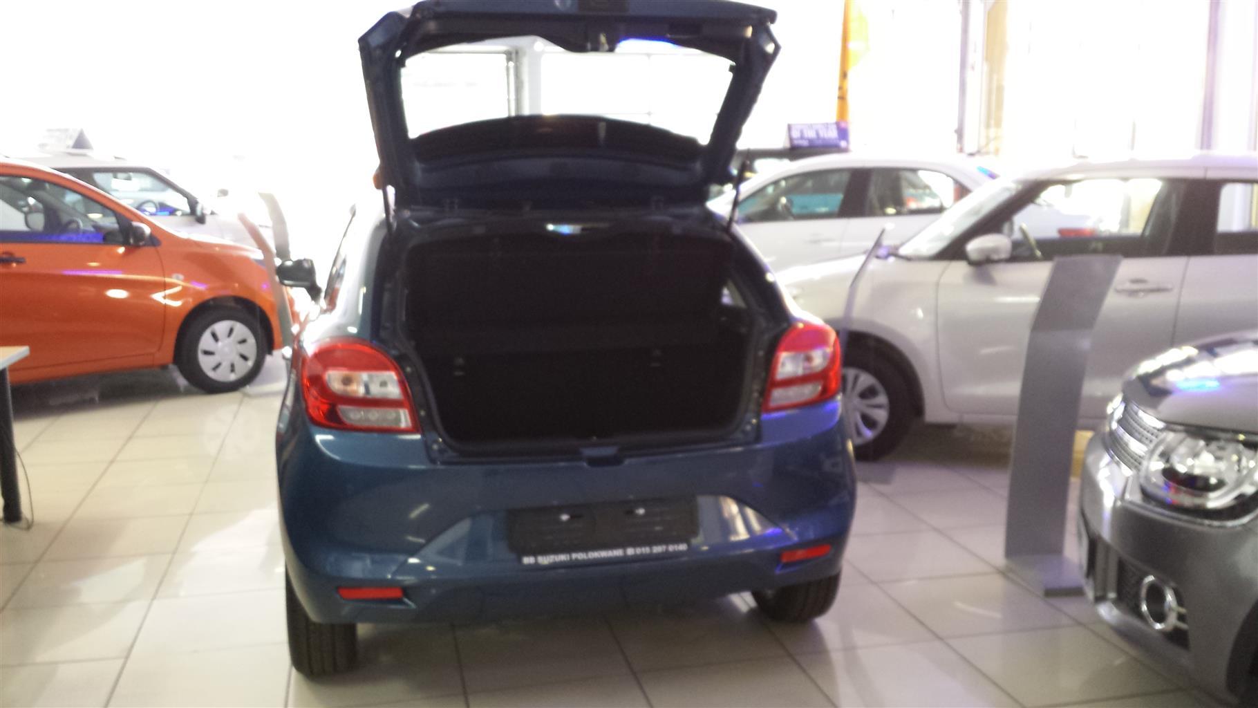 2018 Suzuki Baleno 1.4 GLX