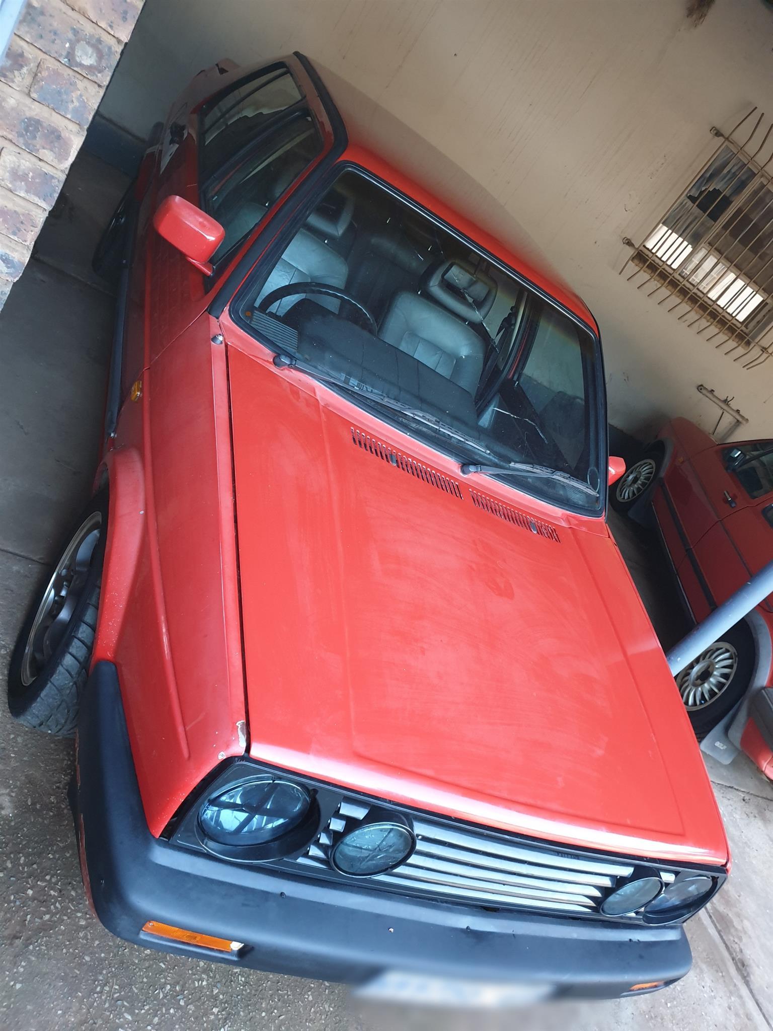 1990 VW Jetta 2.0 Comfortline