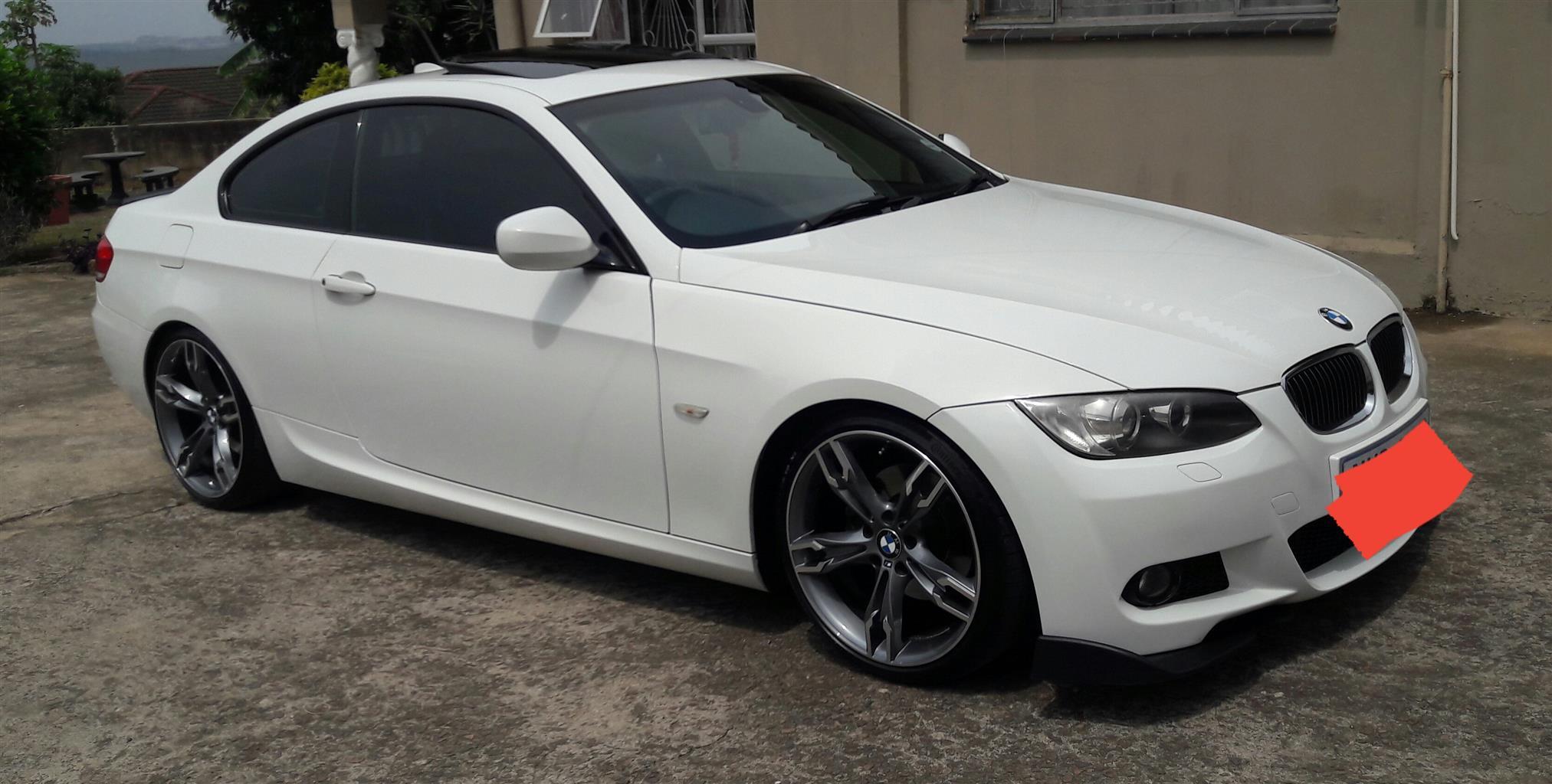 2012 BMW 3 Series 325i coupé M Sport steptronic