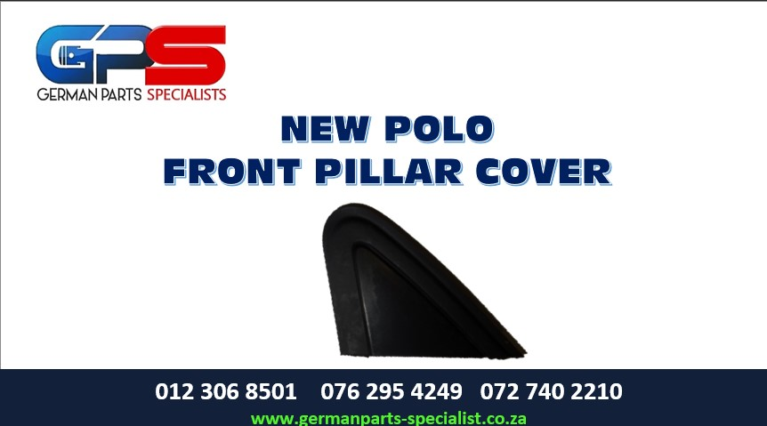 VW Polo New Front Pillar Cover