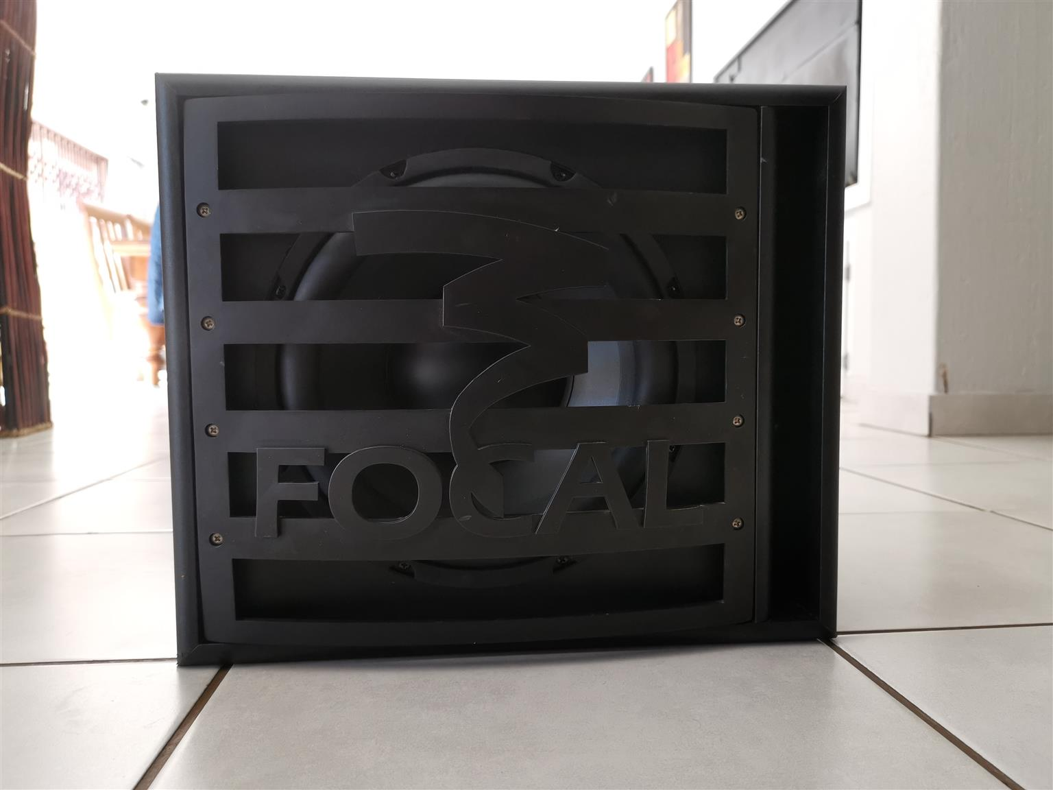 Focal 10 inch DVC subwoofer