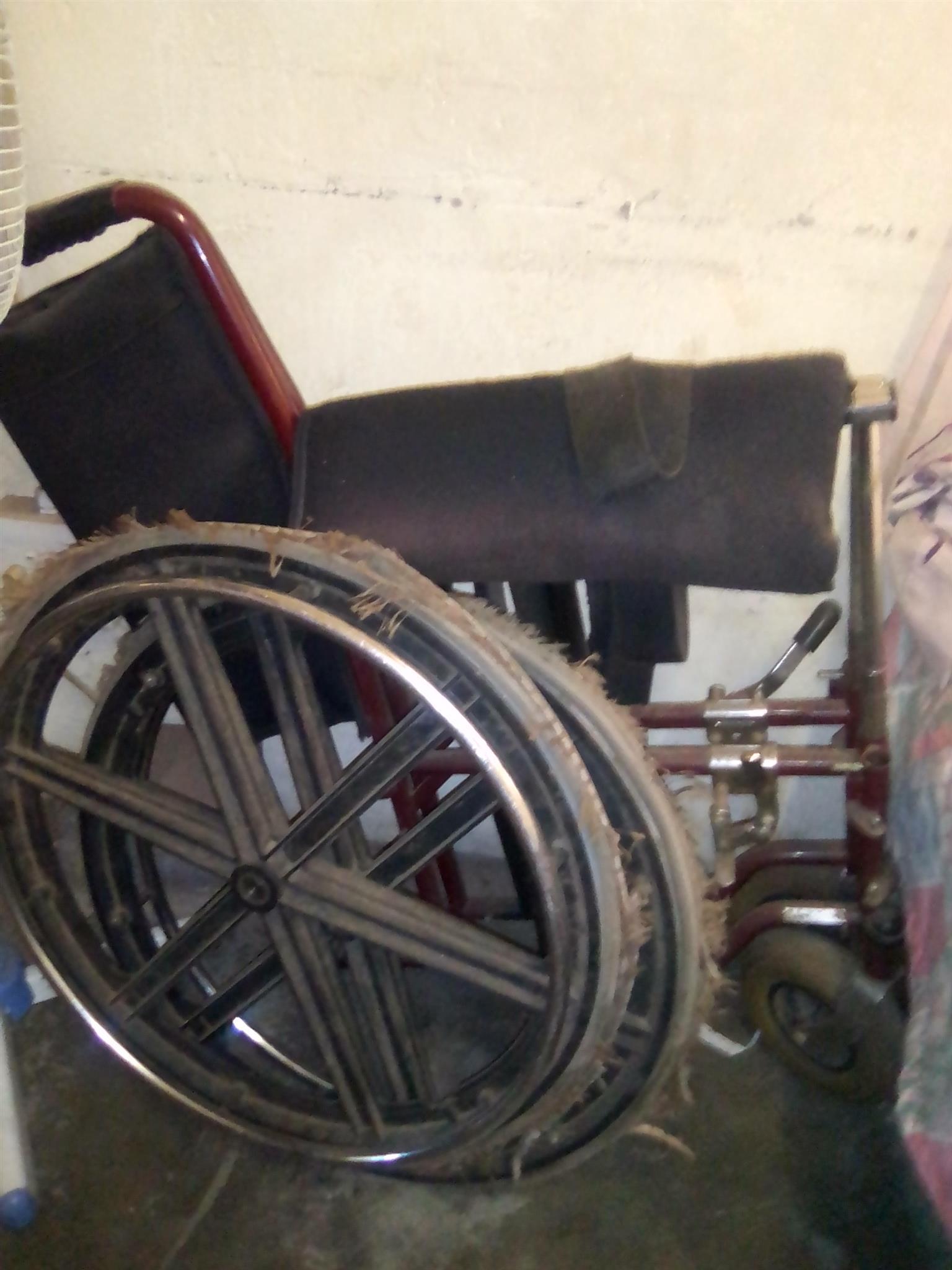 Wheelchair x 2