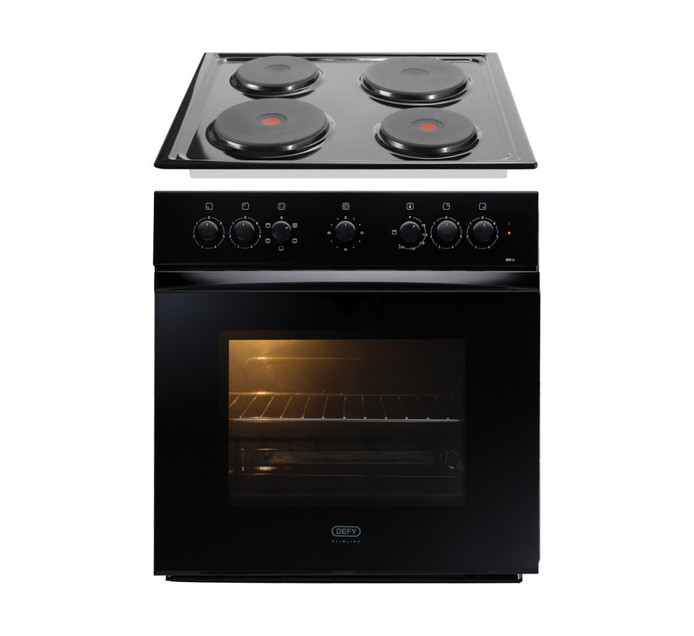 Defy Oven and Hob combo and Extractor