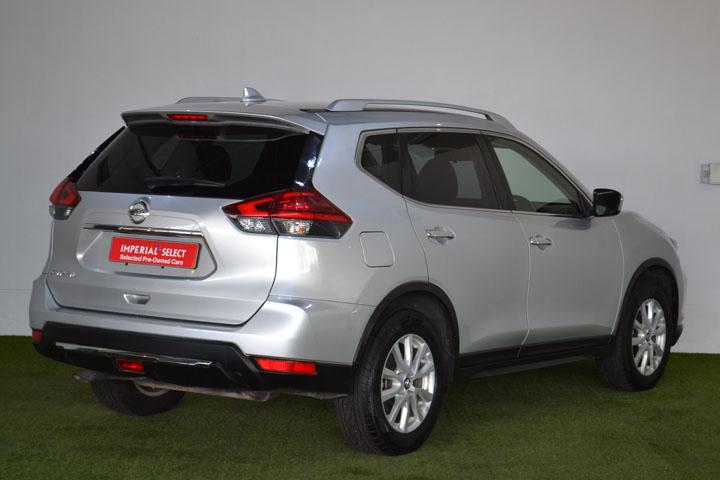2018 Nissan X-Trail 2.5 4x4 LE