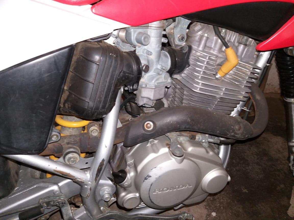 2012 Honda CRF