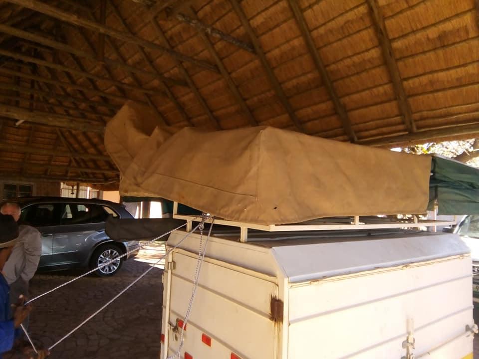 Roof top Tent (Daktent)