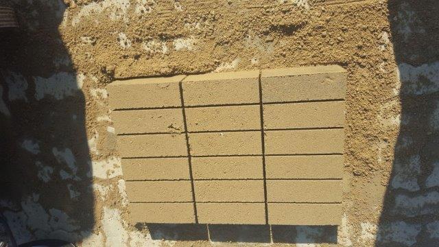 Brick and block making machines egg layers