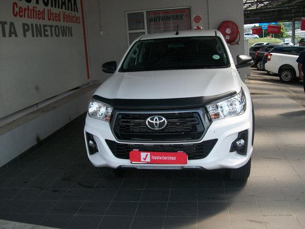 2020 Toyota Hilux double cab HILUX 2.4 GD 6 SRX P/U D/C 4X4 A/T