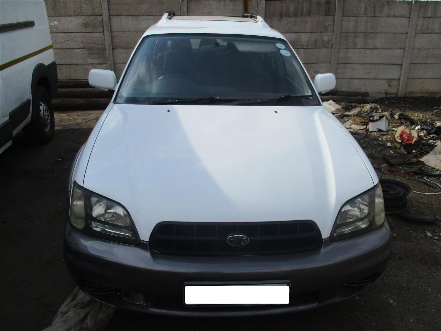 2007 Subaru Outback OUTBACK 2.5 IS ES CVT