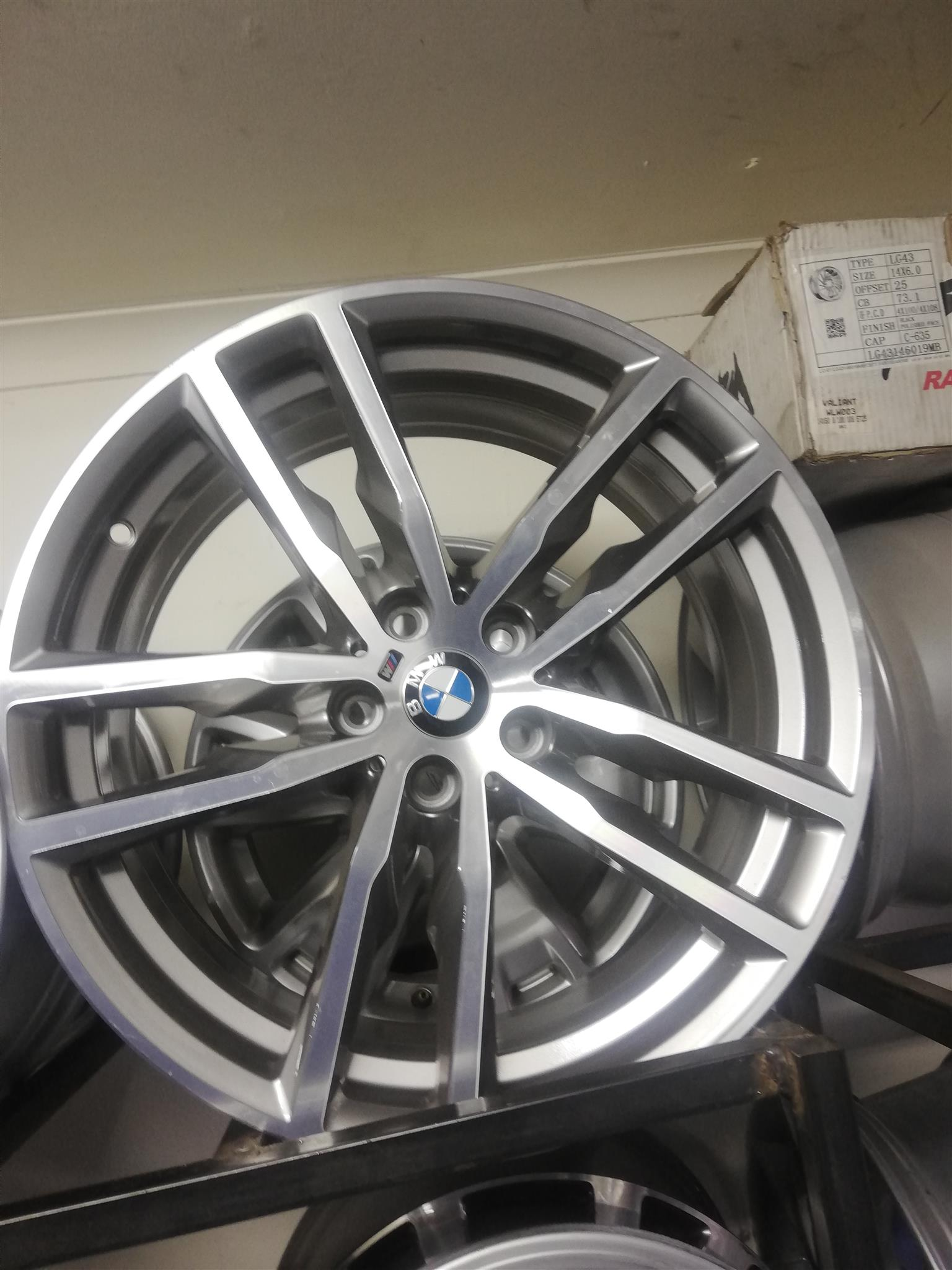 Bmw Mags Set Size 19 Pcd 112 Brand New If You Are Interested 0677654232 Junk Mail