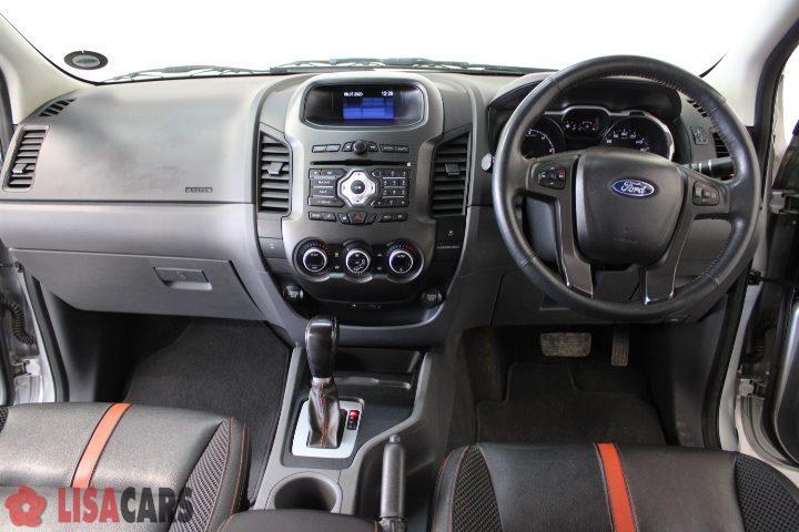 2014 Ford Ranger double cab RANGER 3.2TDCi WILDTRAK A/T P/U D/C