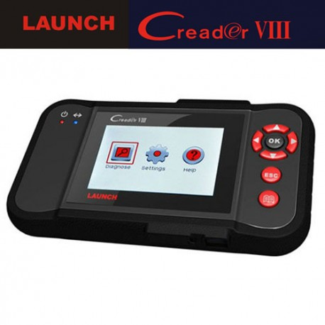 Launch Creader CRP129 (VIII) Handheld Scanner