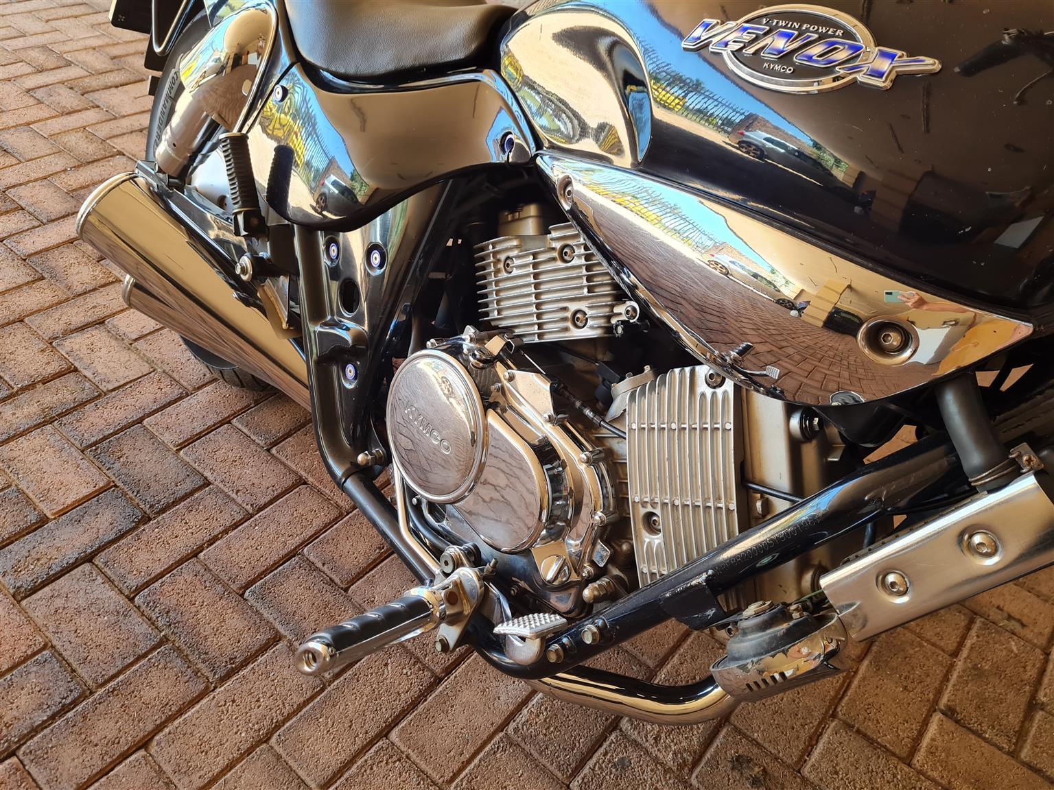 kymco venox 250cc