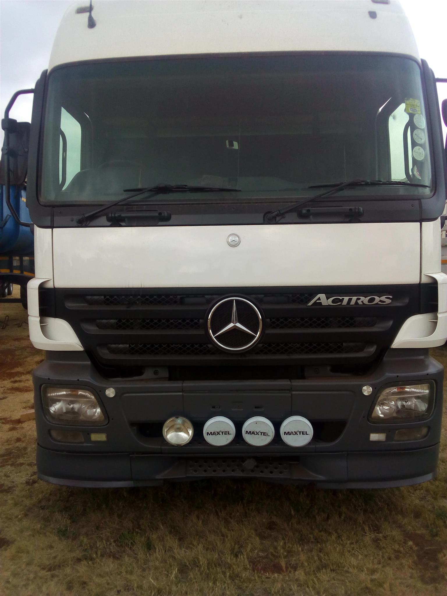 A MUST HAVE MERCEDES ACTROS COMBO