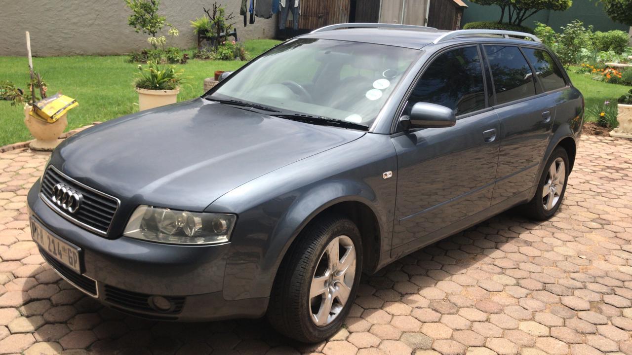 2003 Audi A4 1.8T Avant