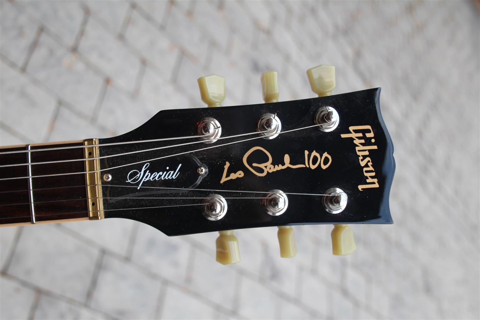 Gibson Les Paul Special, 100th Anniversary model