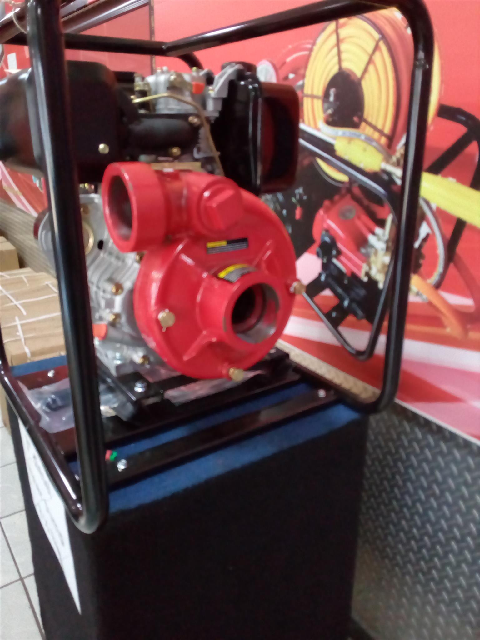 Magnum High Pressure 3''/8barpressure Diesel Water Pump Price Includes VAT
