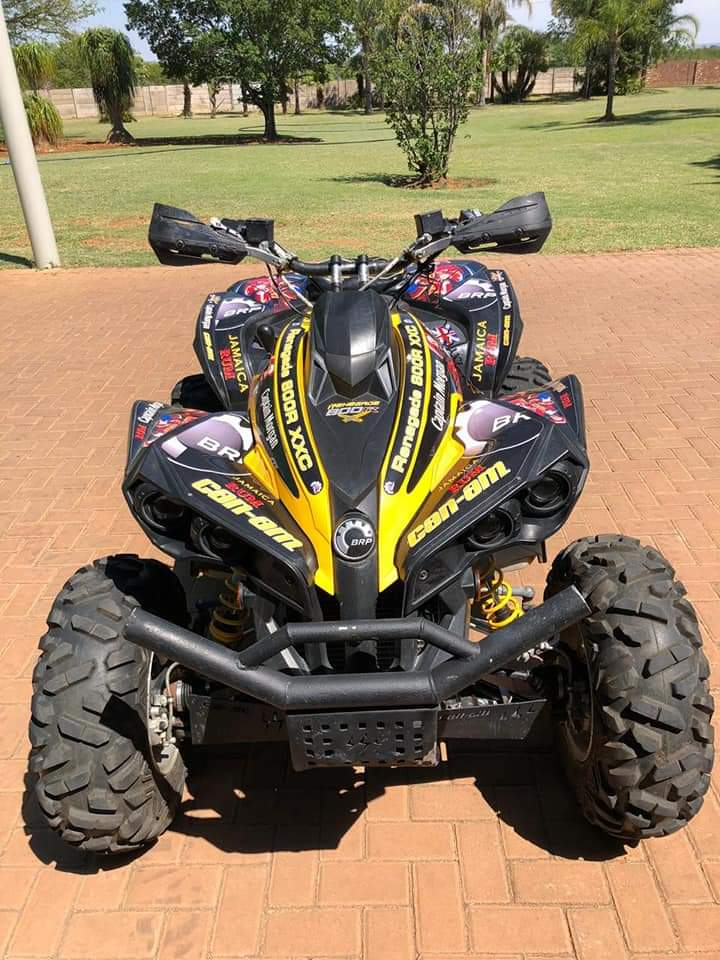 2010 Can-Am ATV