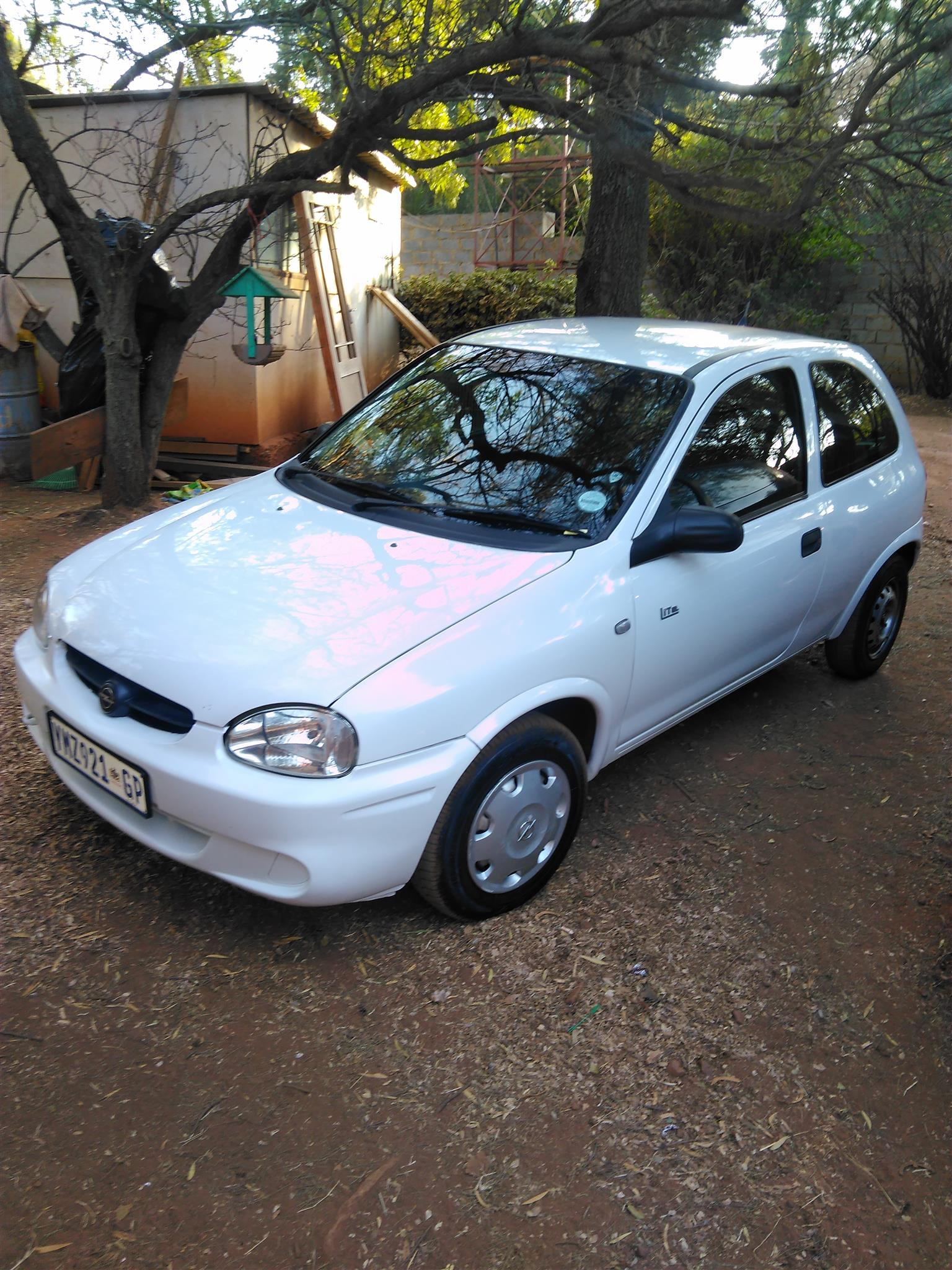 2008 Opel Corsa Lite 1.4i