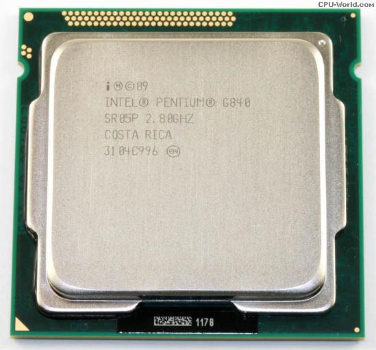 intel g840 desktop cpu